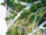 合川花滩国际新城公园