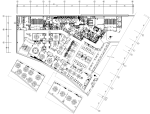 [云南]昭通主题餐厅彩云彩图施工图及效果图