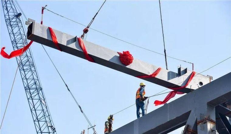 钢结构钢梁吊装方案