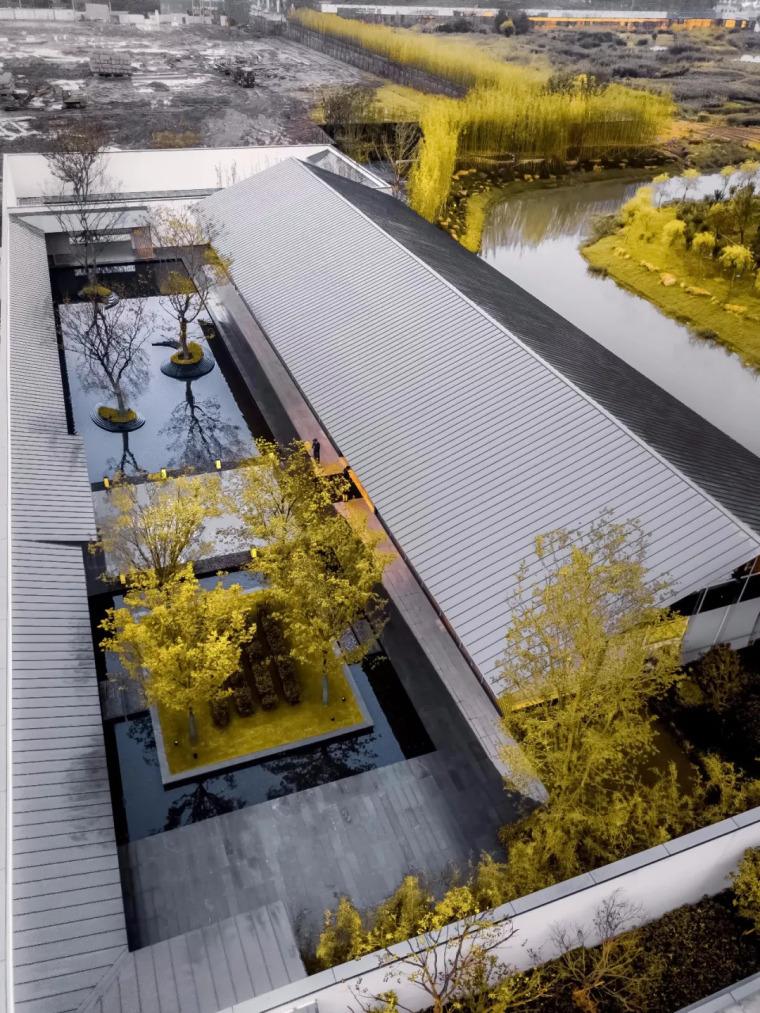 居住区|杭州示范区景观设计项目盘点_35