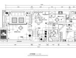 [浙江]某三层别墅平面装修施工图