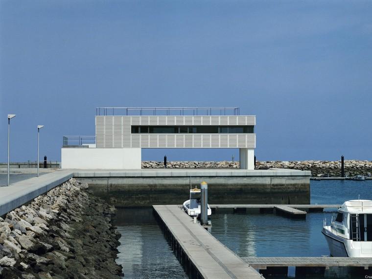 西班牙奇皮奥纳港口建筑群