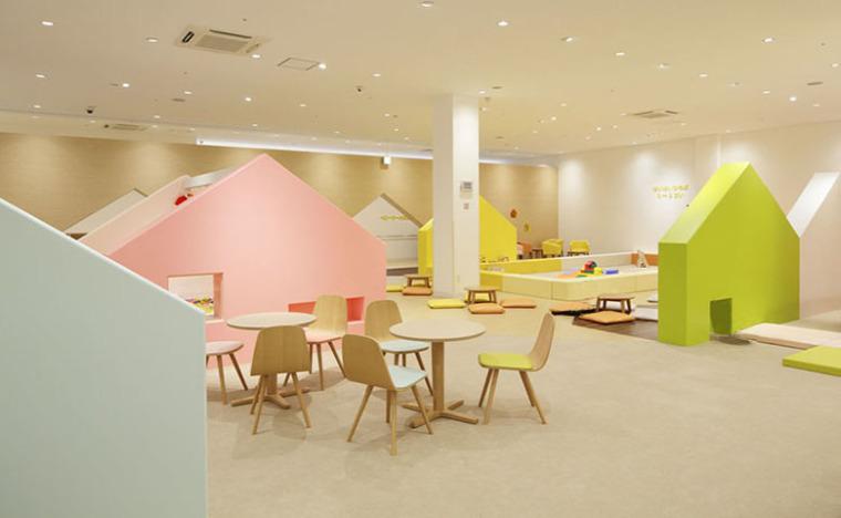 幼儿园装修与设计