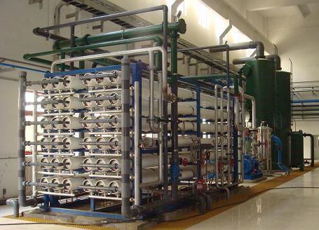 给排水施工案例之公司锅炉补给水处理系统项目施工组织方案