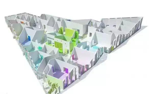 """国外幼儿园建筑设计的""""新、奇、趣、美""""说的是哪些?_4"""