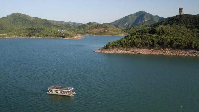 超美的水上筏式酒店設計,美出了新高度_30
