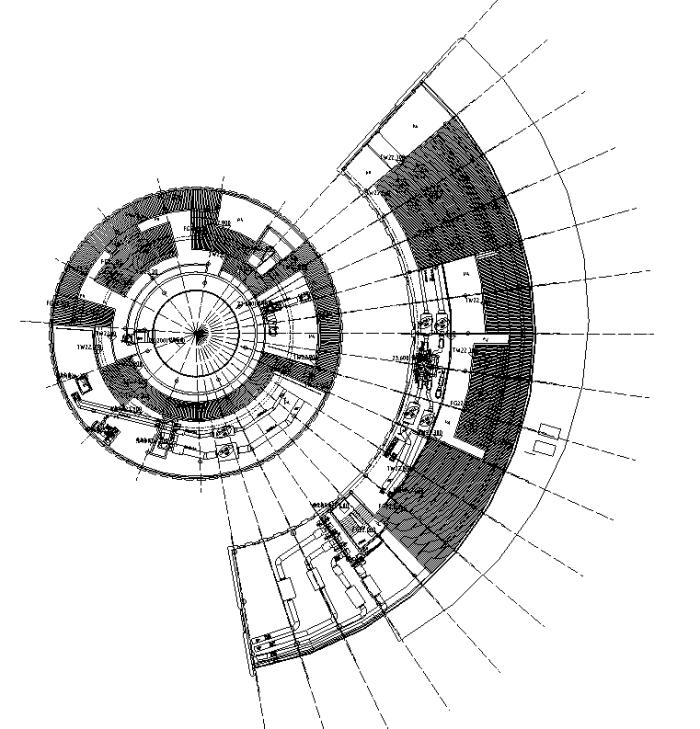 [浙江]生态滨水城市屋顶花园景观设计全套施工图