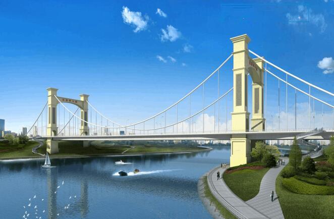 [成都]大型市政桥梁工程监理规划(202页,图文丰富)_1
