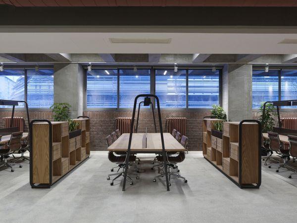 拥有正反两面的办公室装修类型 - 上海后街印象装潢设计 - 后街印象的博客