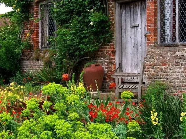 如果在农村有个这样的院子,学学设计师怎么布置