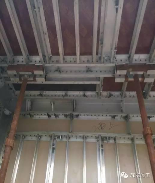 看烦了铝模板,铝框木塑模板你见过吗?
