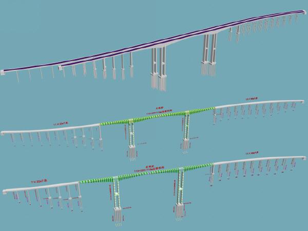 桥梁施工总体技术方案设计(共154页)