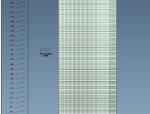 高层框剪结构新资大厦施工图归档(华东院设计)