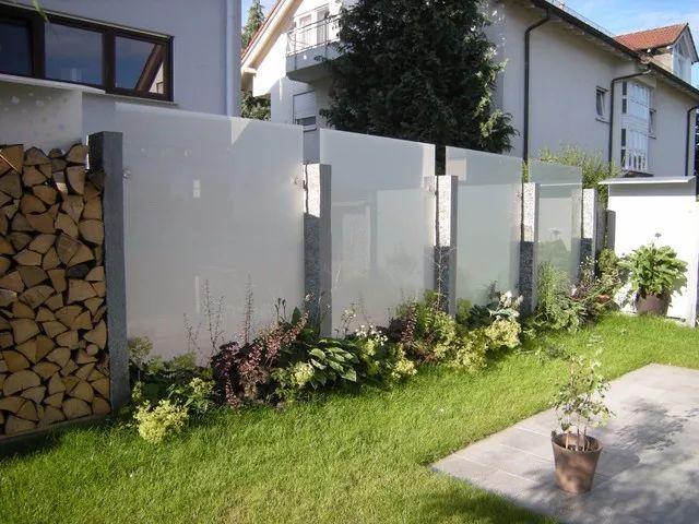 用心设计过的围墙,能让你家小院瞬间与众不同!_47
