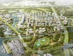 【上海】三林滨江南片区区域设计最终版|AECOM