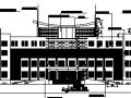 6层办公楼设计图纸(含半地下室及车库设计)