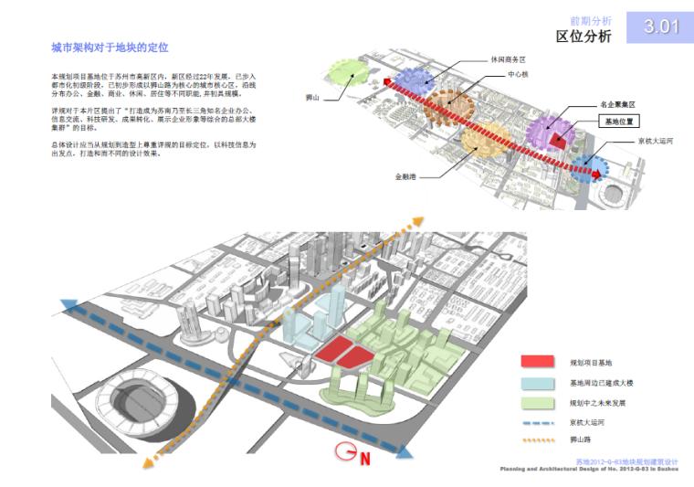 [江苏]高嘉商务广场规划建筑设计方案(附cad图纸)