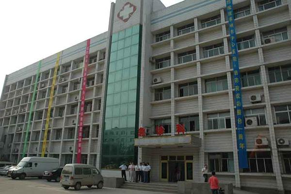 江苏省海门市三甲医院暖通设计说明