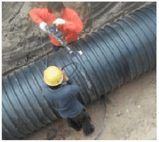 室外给排水施工组织方案就是这么简单----超经典施工实例