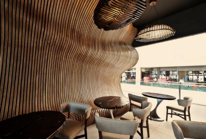 DonCaféHouse咖啡馆的房子室内装修设计实景图(14张)_6