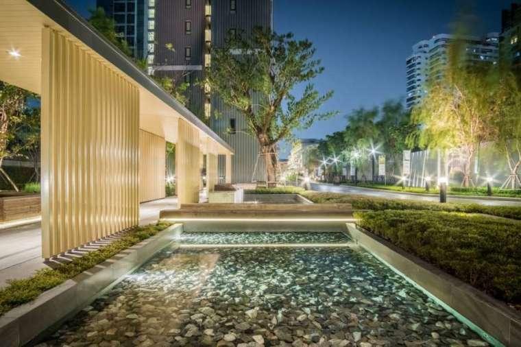 曼谷日本工艺与现代融合的Life住宅-10