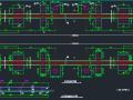 成都铁路集装箱中心站龙门吊基础变更设计施工图