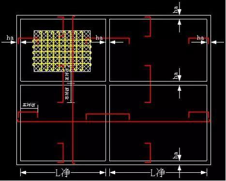 钢筋工程量计算——板钢筋计算、对量及要点分析