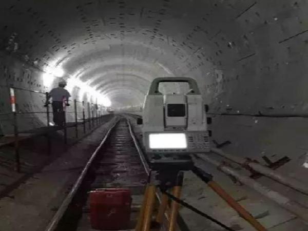 控制测量技术交底资料下载-隧道施工测量技术交底(一级)