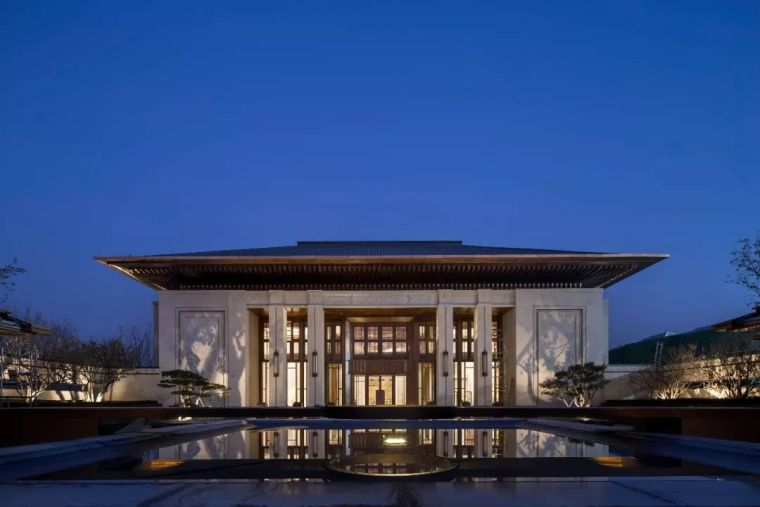 比国际五星酒店更惊艳的售楼处设计!