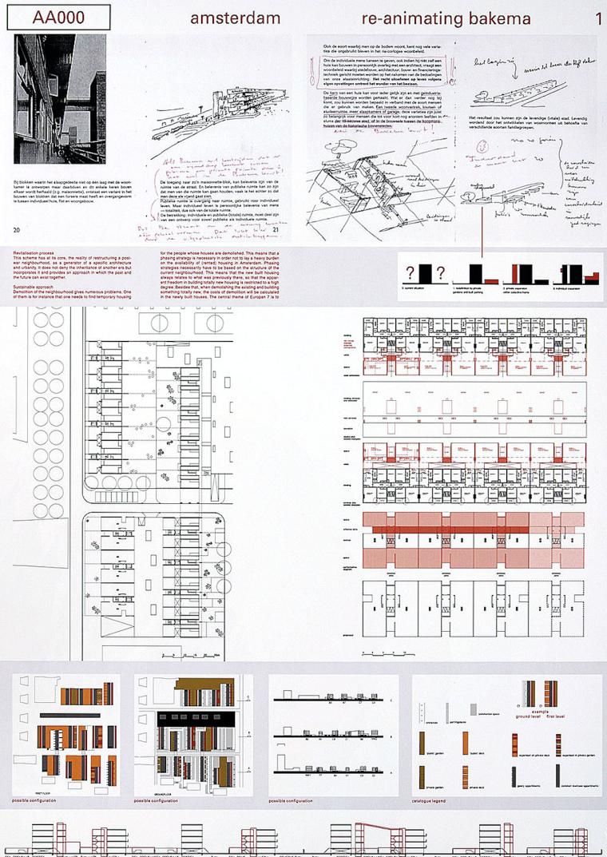 800张欧洲城市规划学生作品合集