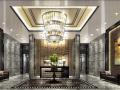 [天津]富力津南新城售楼部及公寓大堂项目设计方案文本