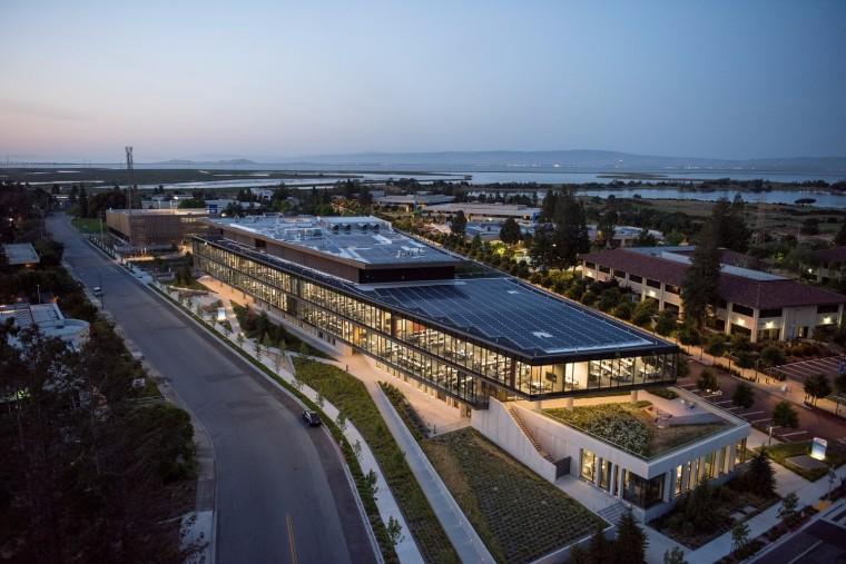 Intuit海洋路大厦——探索可持续的公共参与型发展模式