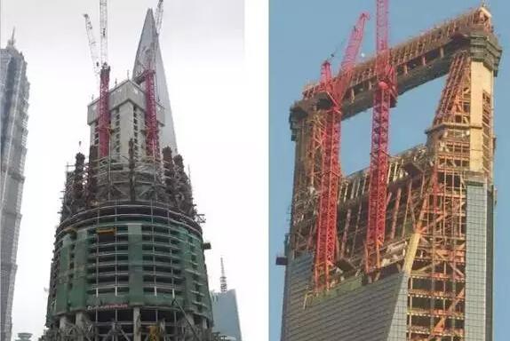 你知道么?中国走在世界尖端的12项超高层关键施工技术
