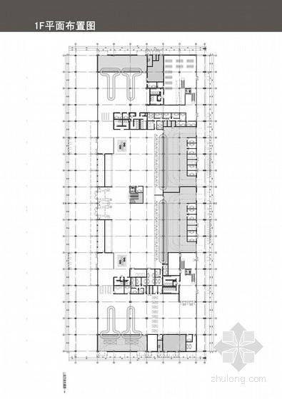 [国外]非洲东部新兴旅游城市机场航站楼方案设计