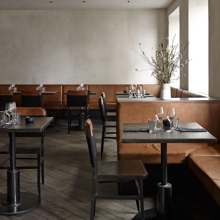 哥本哈根:低调质感的MuslingRestaurant_5
