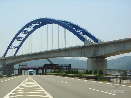 [江西]名企编制(76+160+76)m连续梁拱特大桥施工组织设计171页(附CAD图)