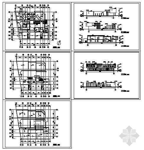 二层幼儿园建筑方案-4