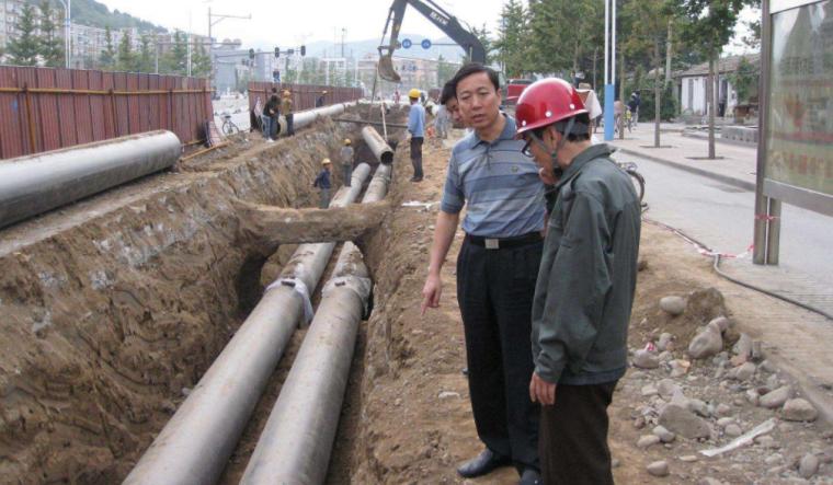 办公楼供热工程供热管道工程施工方案