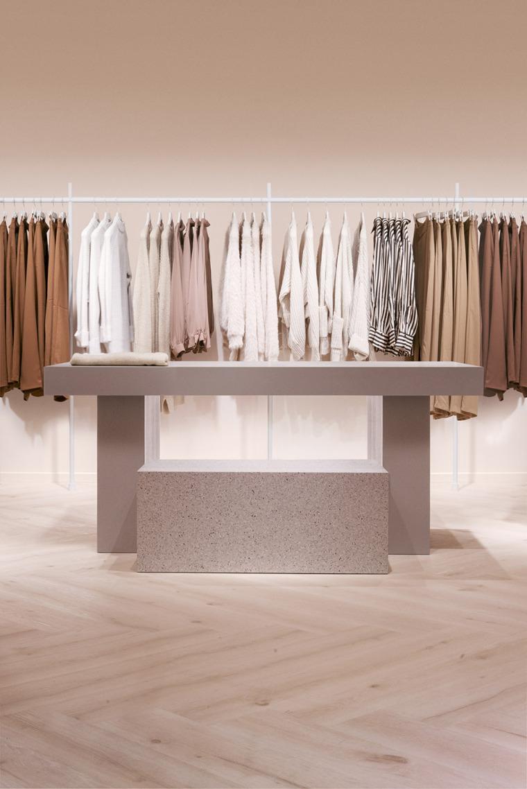 瑞典GinaTricot服饰品牌概念店-4