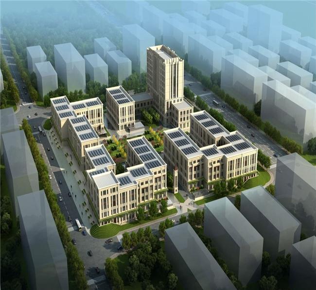 [BIM案例]天津生态城节能环保双创中心项目BIM应用实践