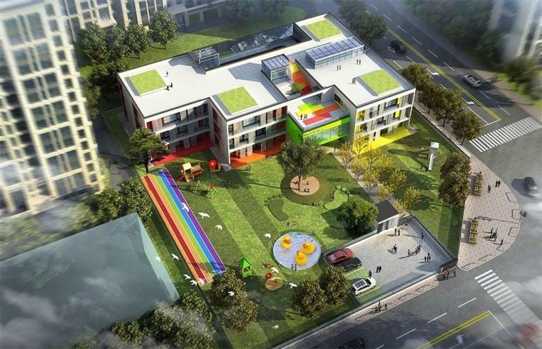 一次精雕细琢的突破——北京超低能耗示范项目首地幼儿园