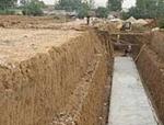 管道沟槽分层开挖深度是多少?