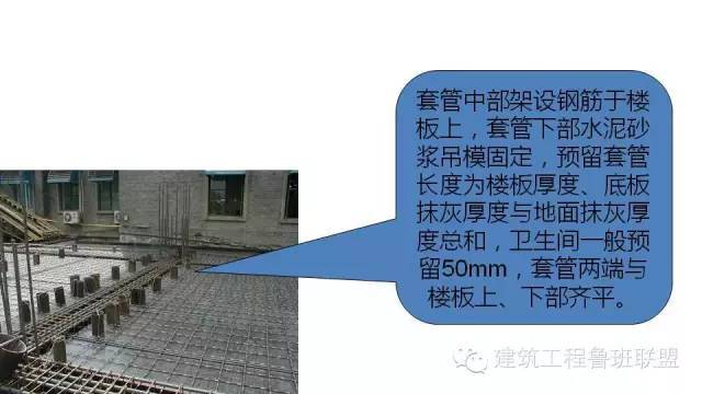 图文解读建筑工程各专业施工细部节点优秀做法_81