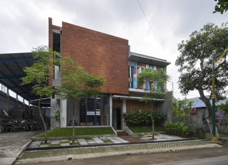 印尼GrahaLakon办公建筑