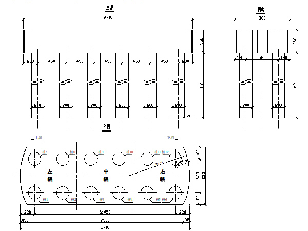 墩桩基钻孔施工方案(共58页,图文流程设计并茂)