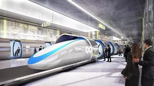 """杭州东站预留了一条神秘线路?未来或建""""超级高铁""""_2"""