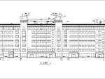 现代多层旅社宾馆酒店建筑设计施工图CAD