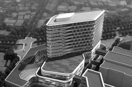 上海市第一人民医院新建医疗综合楼结构设计