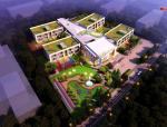 现代24班幼儿园su模型建筑方案全新设计文本PDF+SU(40页)