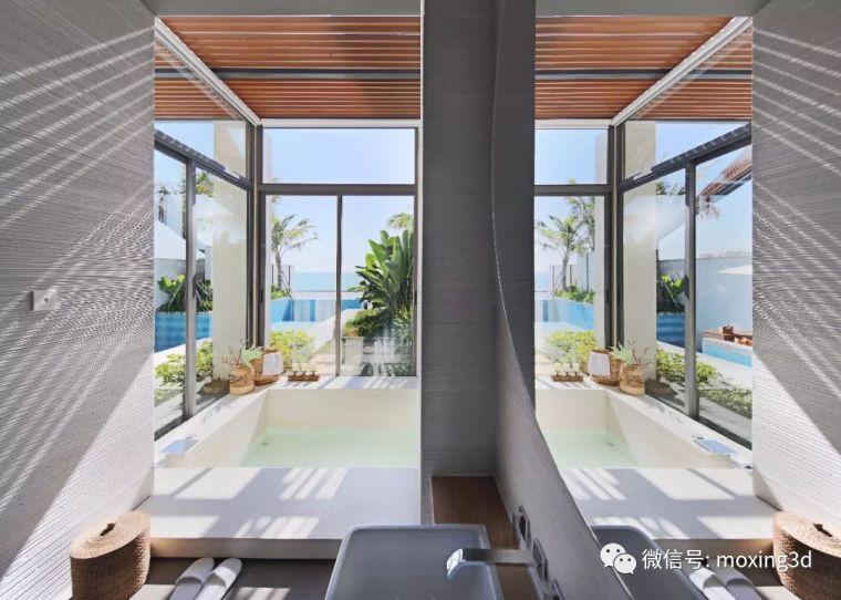 现代简约的海景别墅就该是这样的打开方式!_10